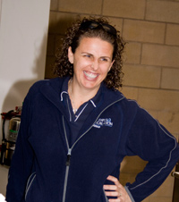 Courtney Burkes - UCI Campus Recreation Fitness & Wellness Director