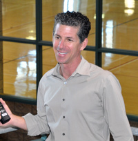 Greg Rothberg - UCI Campus Recreation Facilities Director