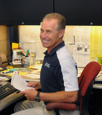 Mike Puritz - UCI Campus Recreation Program Director