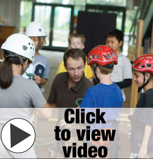 UCI Campus Recreation - Rock Climbing Summer Camp Picture