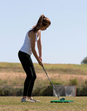 UCI Campus Recreation - Sport Classes - Golf Class Picture