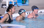 UCI Campus Recreation - Sport Classes - Adult Swim Class Picture