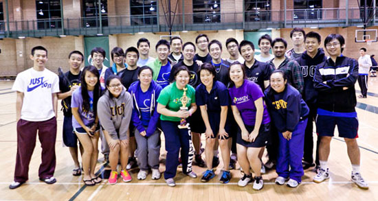UCI Campus Recreation - Anteater Club Sports: Badminton Picture