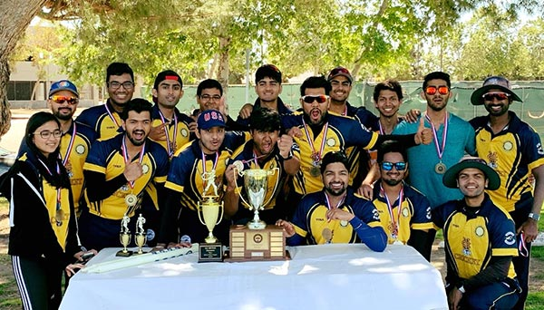 UCI Campus Recreation - Anteater Club Sports: Cricket Picture