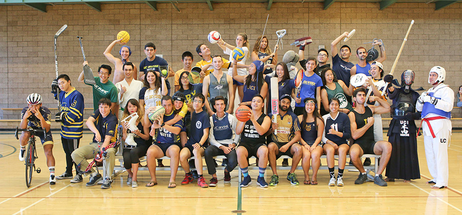 UCI Anteater Club Sports