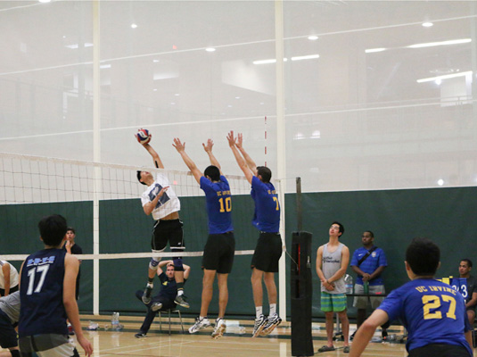 UCI Campus Recreation - Club Volleyball Picture