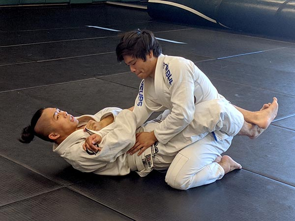 UCI Campus Recreation - Anteater Club Sports: MA - Brazilian Jiu Jitsu Picture