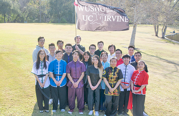 UCI Campus Recreation - Anteater Club Sports: MA - Wushu Picture