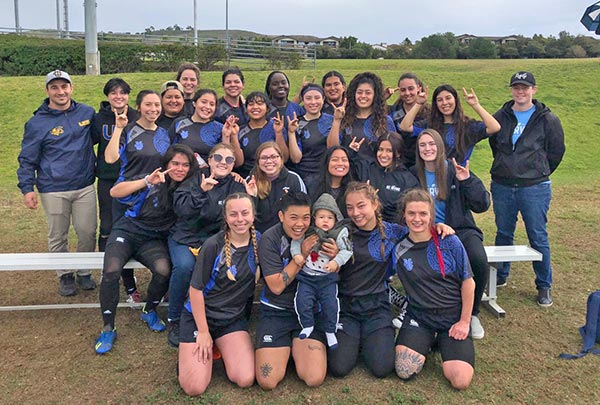 UCI Campus Recreation - Anteater Club Sports: Women's Rugby Picture