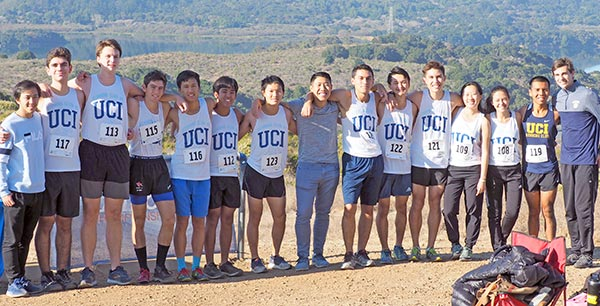 UCI Campus Recreation - Anteater Club Sports: Running Picture