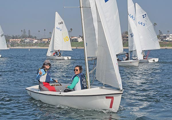 UCI Campus Recreation - Anteater Club Sports: Sailing Picture