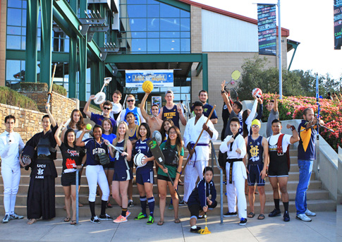 UCI Campus Recreation Anteater Club Sports - Support A Club Picture