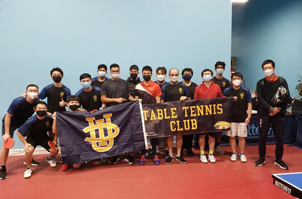 UCI Campus Recreation - Anteater Club Sports: Table Tennis Picture