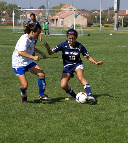 UC Irvine Campus Recreation - Anteater Club Sports: Visiting Team Info Page Picture