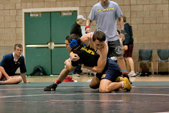 UCI Campus Recreation - Anteater Club Sports: Wrestling Picture