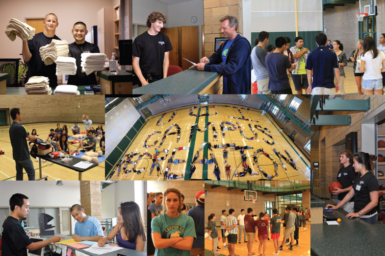 UCI Campus Recreation - Employment Picture