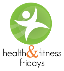 UCI Campus Recreation - Health & Fitness Fridays Logo