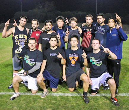 UCI Campus Recreation - Intramural Sports FAQ picture