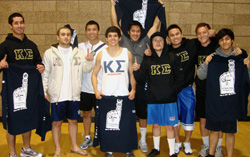 UCI Campus Recreation - IM Sports - Winter 2012 Wrestling Team Champs Picture