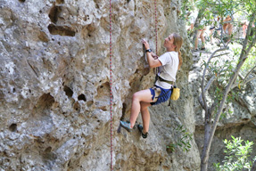 UCI Campus Recreation - Outdoor Adventure Rock Climbing Trip