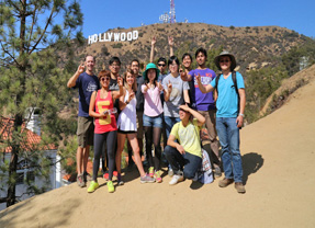 UCI Campus Recreation - Outdoor Adventures Group Picture