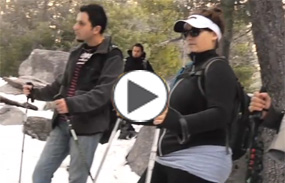 UCI Campus Recreation - Outdoor Adventure Snowshoeing