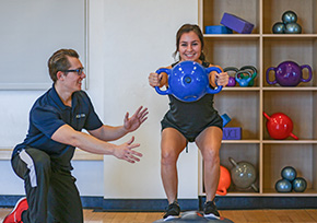 UCI Campus Recreation Personal Training