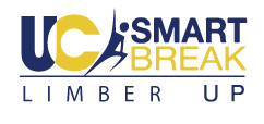 UC Smart Break Limber Up Logo