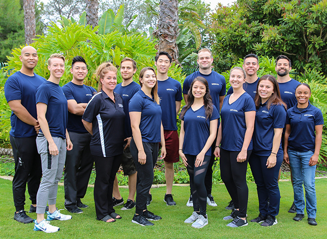 UCI Campus Recreation - WorkStrong program picture