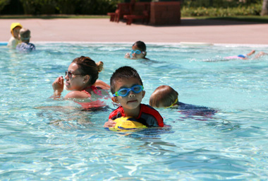 UCI Campus Recreation - Youth Summer Swim